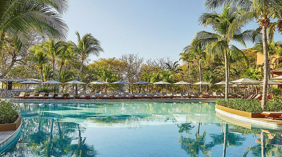 Bahia pool at Four Seasons Resort Costa Rica at Peninsula Papagayo