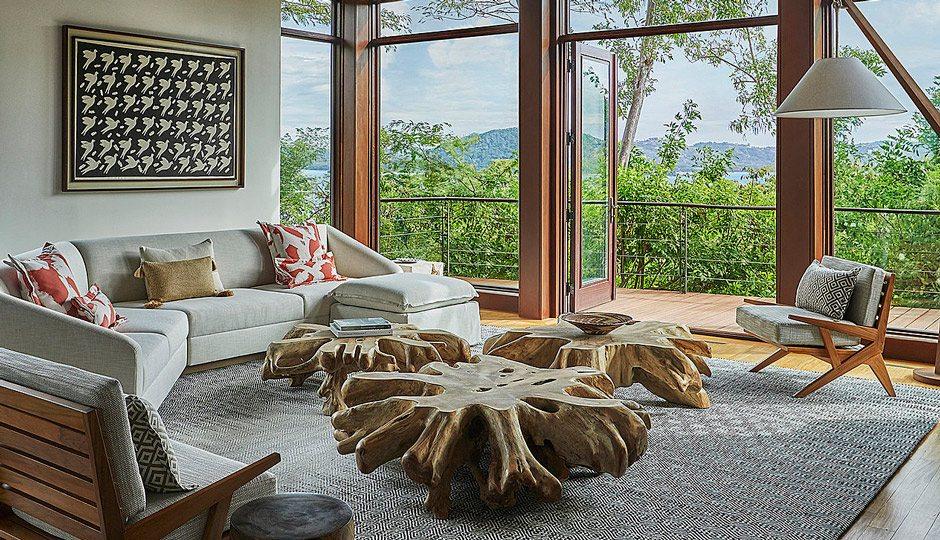Miramar suite-living room