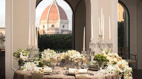 Dine in Secret Alongside the Duomo