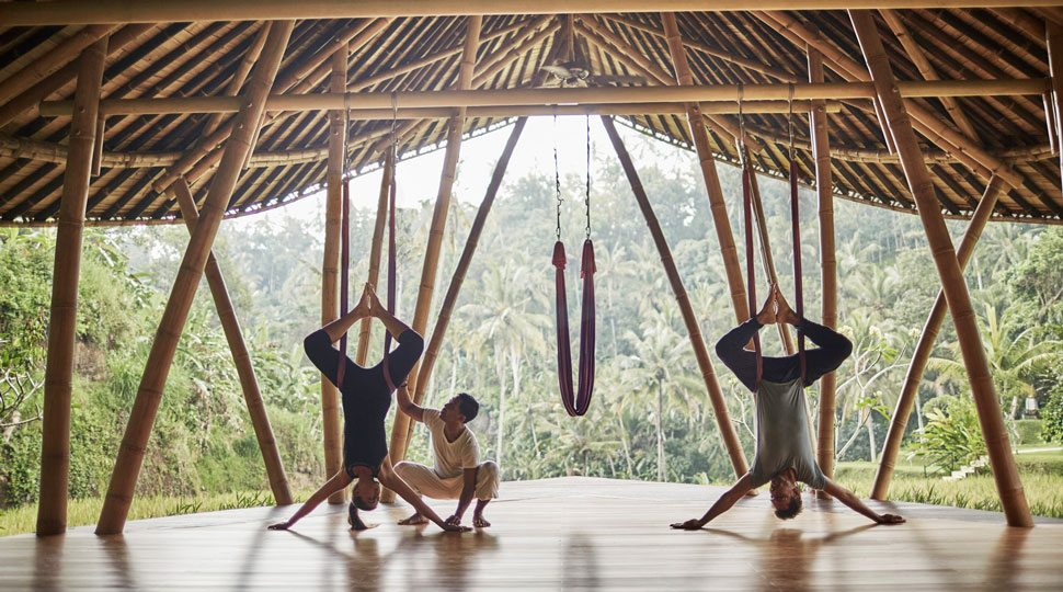 Yoga Bale at Four Seasons Resort Bali at Sayan