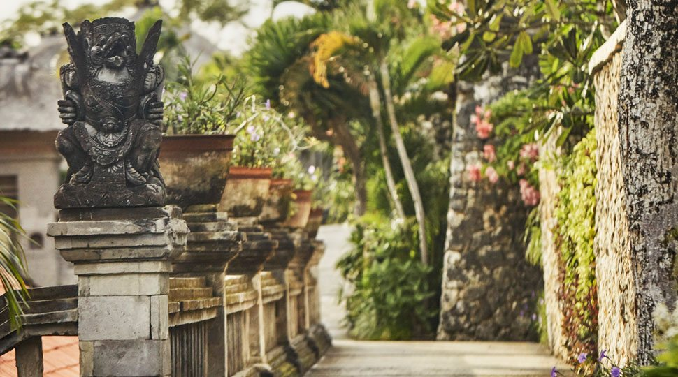 Shrines in Bali