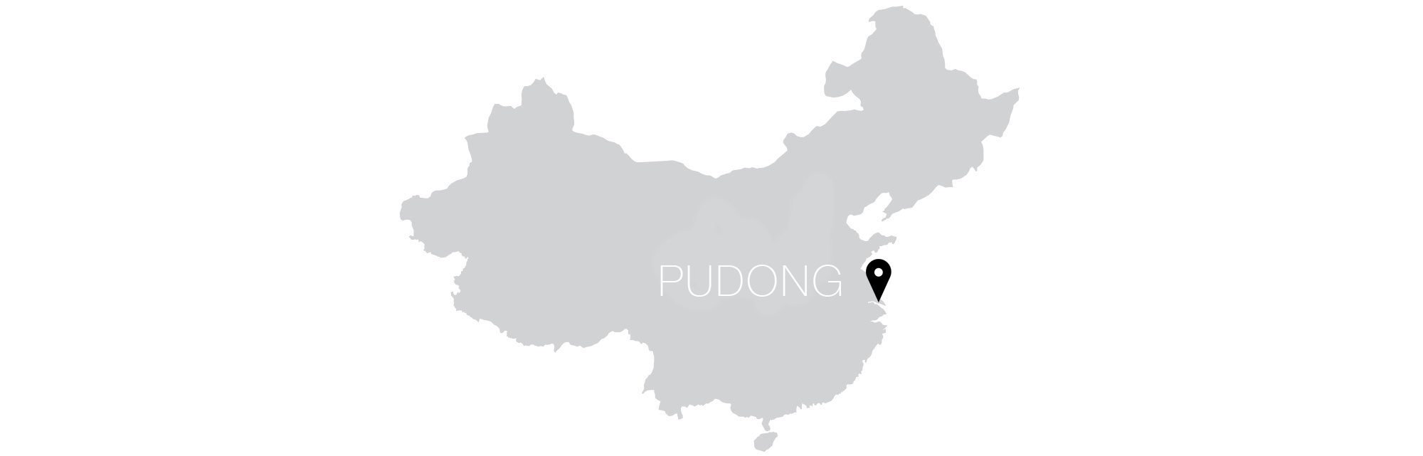 Pudong Map Text