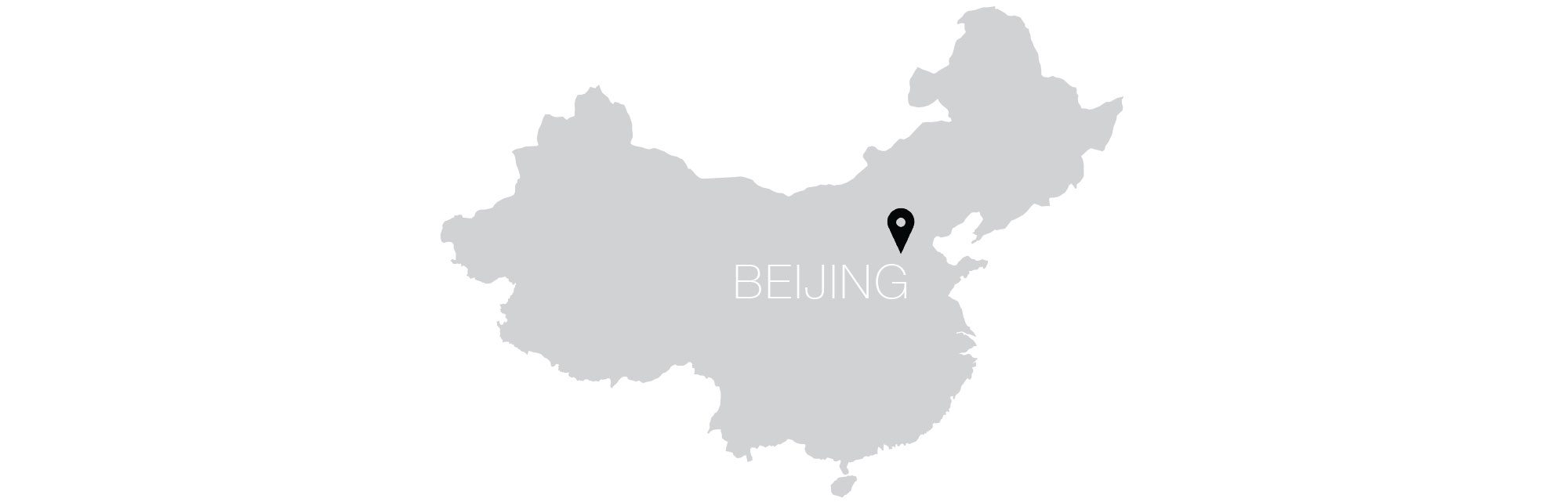 Bejing Map Text