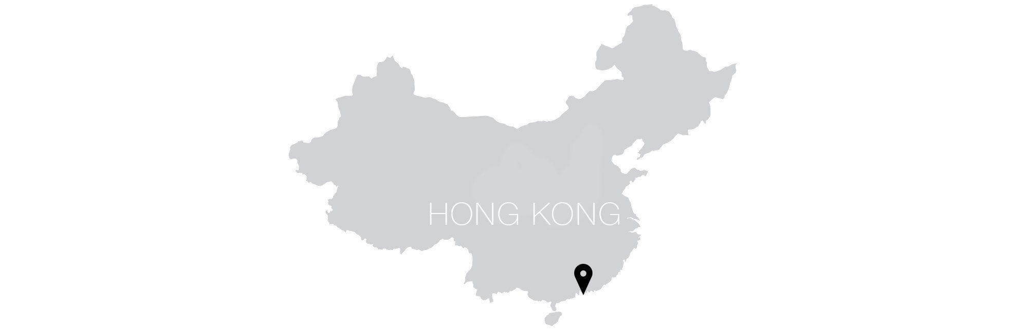 Hongkong Map Text