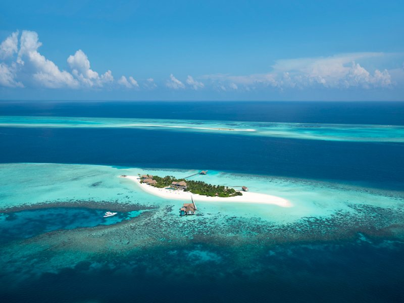 Maldives Private Island Hero Ee