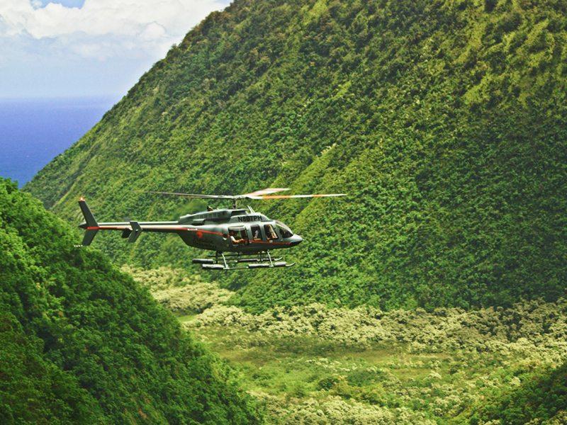 Maui Helicopter Hero Ee