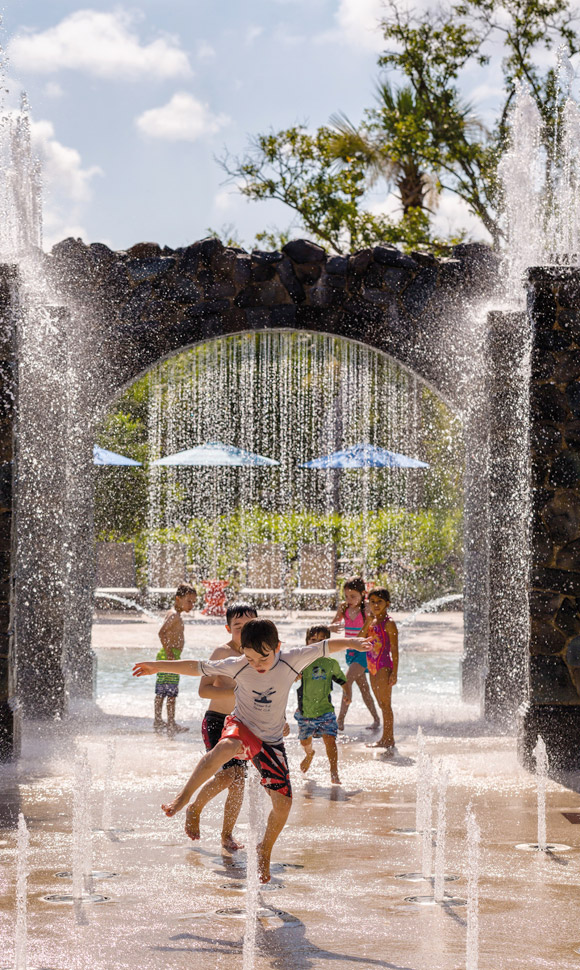 FS Orlando water park kids