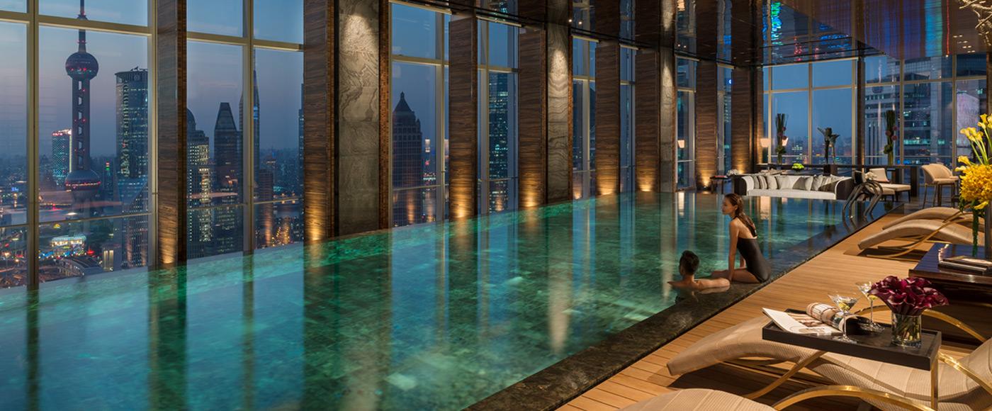 FS Shanghai Pudong pool
