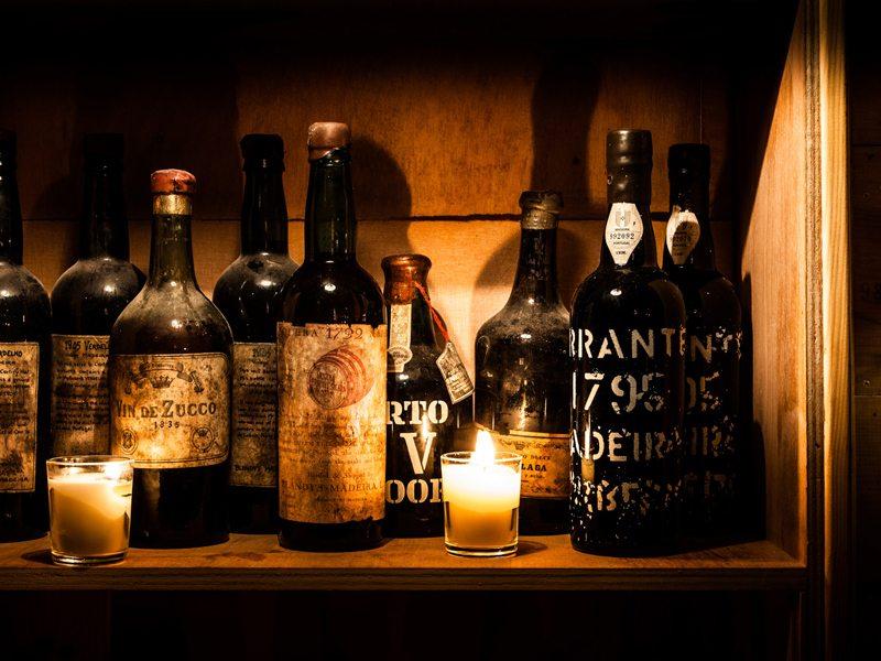 Paris Wine Cellar Ee