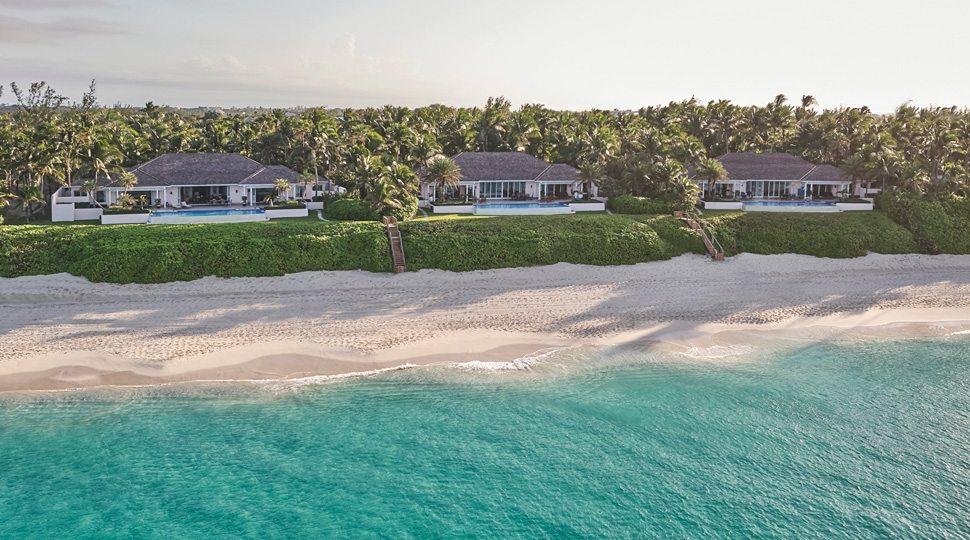 Ocean Club villa beach