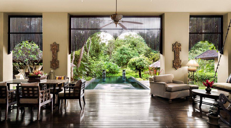 Chiang Mai villa interior