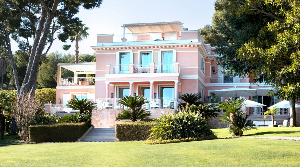 Villa Rose-Pierre in Cap-Ferrat