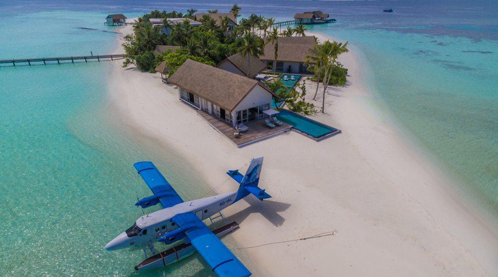 Maldives Private Island villa