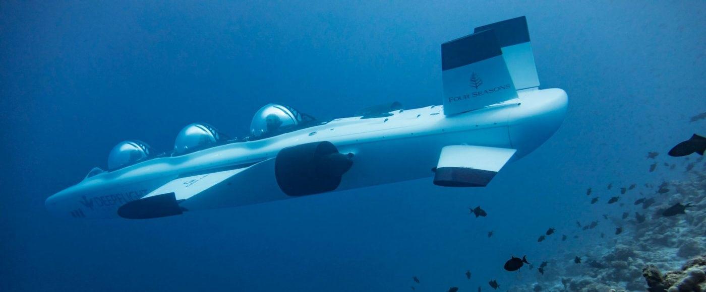 Landaa Giraavaru submarine