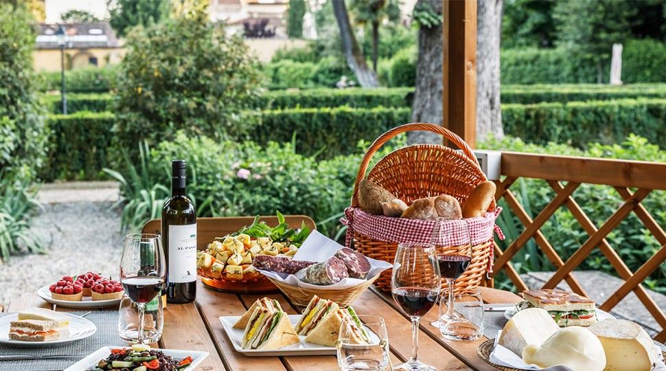 Florence picnic