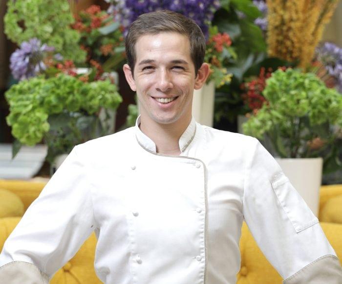 Pastry Chef Nicolas Lambert