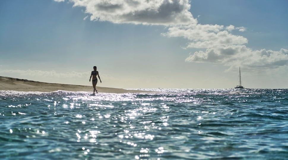 Sandbar Anguilla