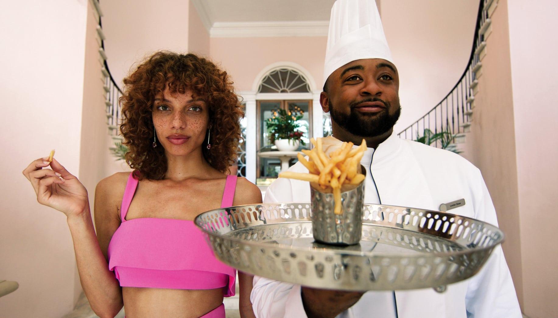 Ocean Club Chef