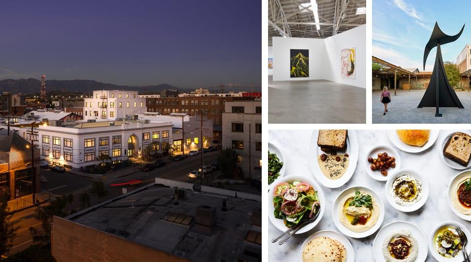 LA's Arts District