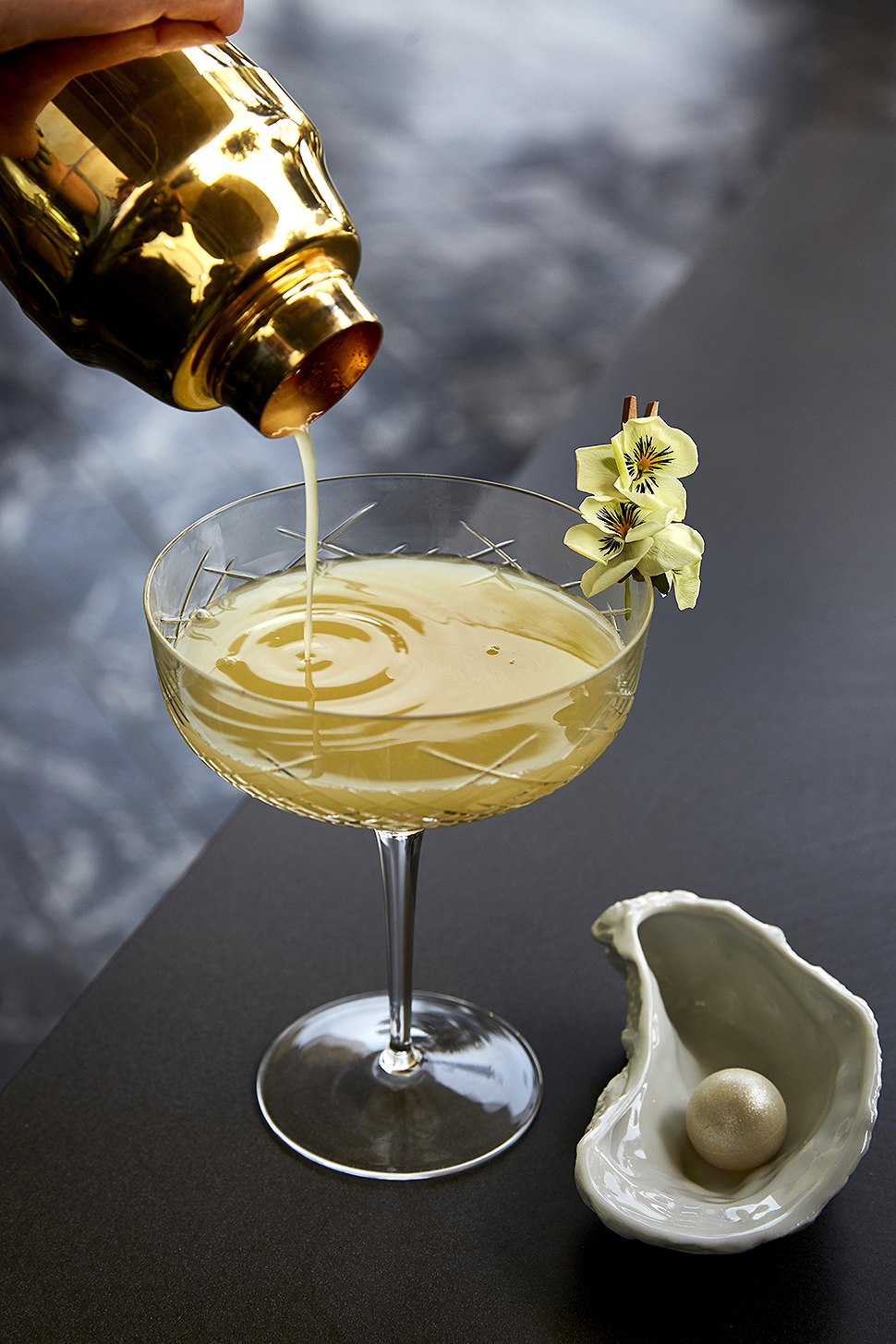 The Pearl Dynasty Cocktail