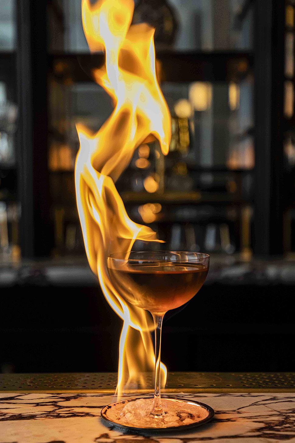 Fénix Cocktail