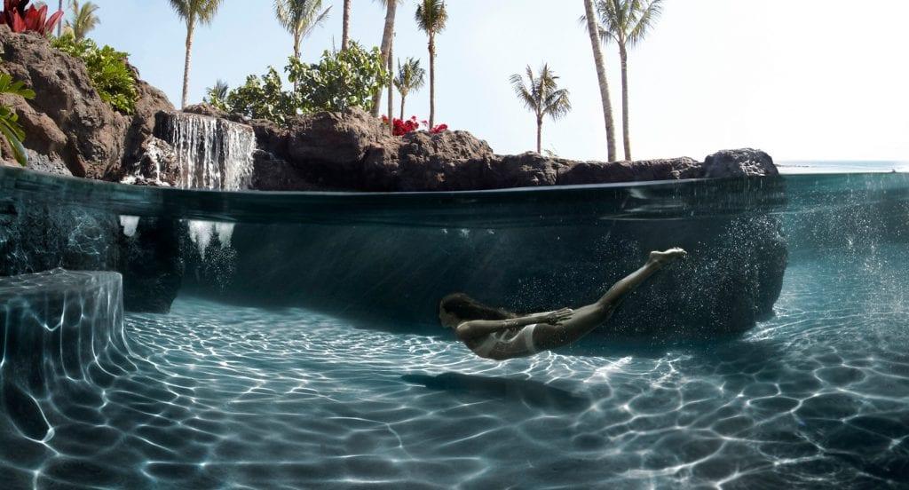 FS Lanai pool