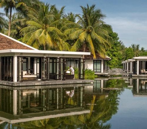 Vietnam villa