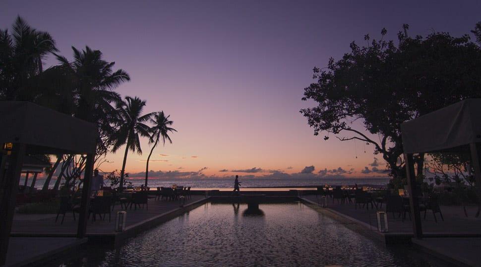 Seychelles pool