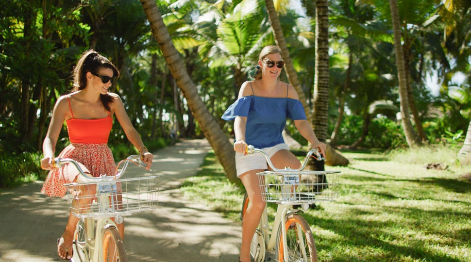 Seychelles bike rides