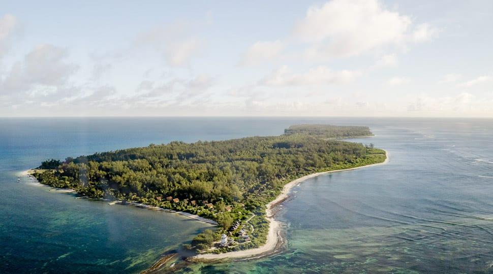 Seychelles Desroches Island
