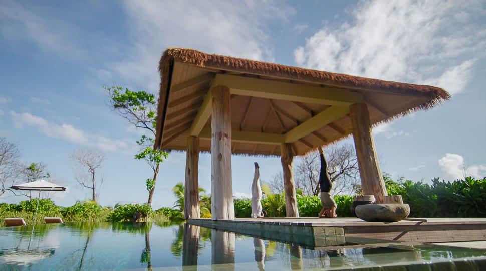 Seychelles yoga