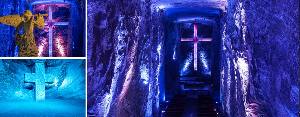 Bogota Salt Cathedral in Zipaquira