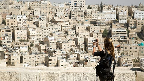 Photograph Amman's picturesque landmarks