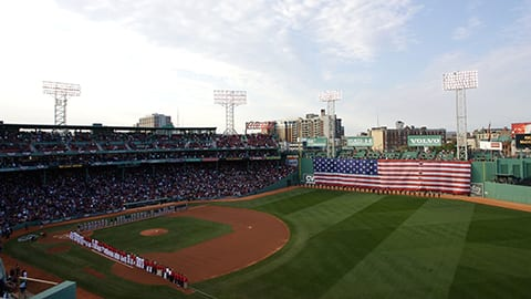 """America's Most Beloved Ballpark"""