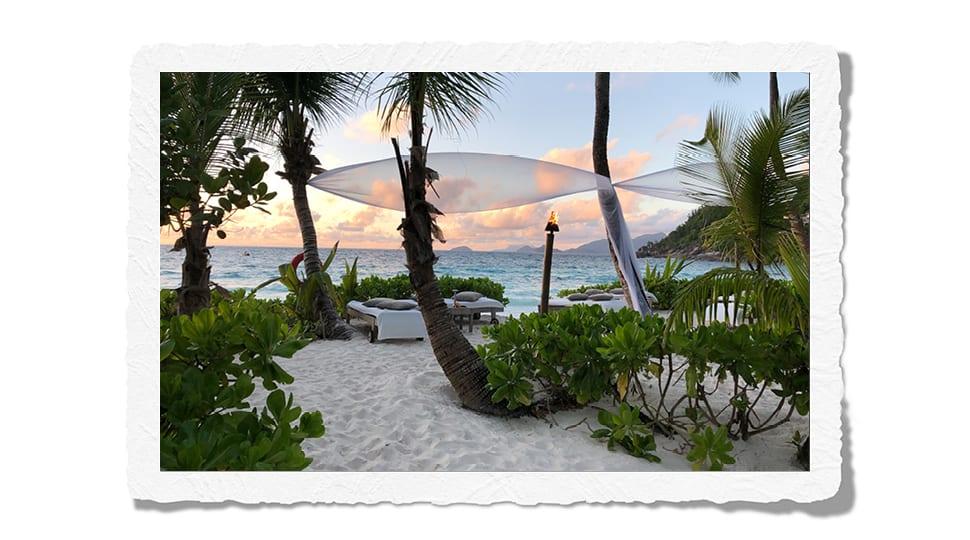 FS Seychelles beach