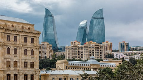 City of Baku