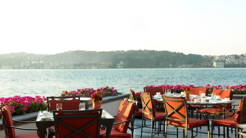 Bosphorus Strait