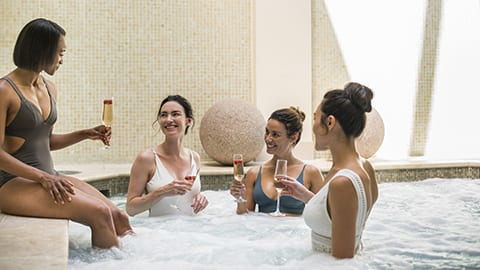 Spa Party with your friends in Dallas