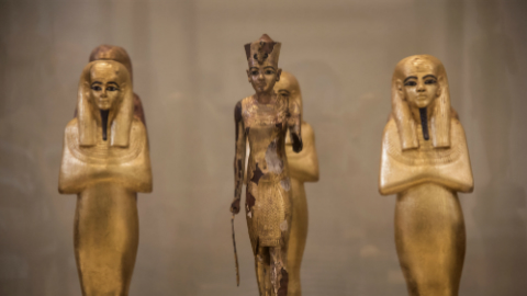 Egyptian Museum Art