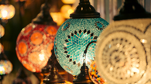 Stunning Grand Bazaar detail