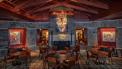 Ascent Lounge Four Seasons Jackson Hole