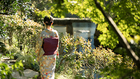 Shakusuien – an 800-year-old pond garden held over from Imperial Japan