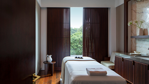 Spa at Four Seasons Sao Paulo