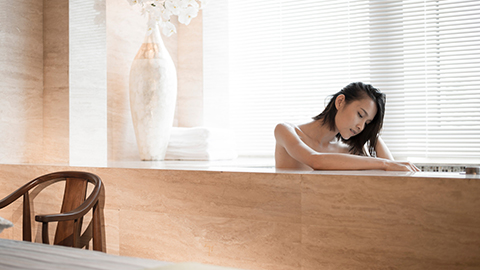 Signature YUE Spa treatment