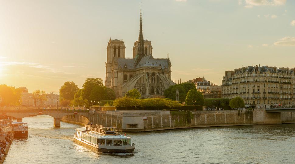 La Seine Notre-Dame