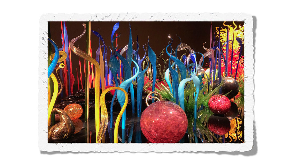 Dale Chihuly Seattle