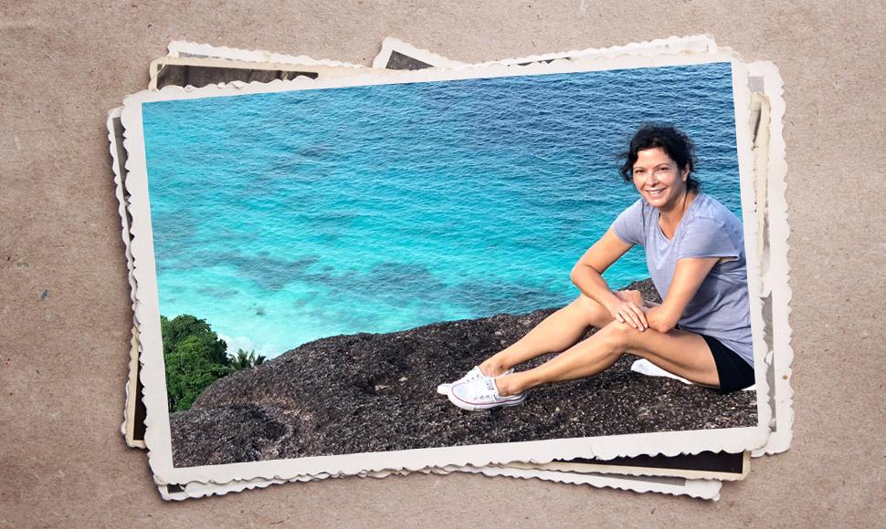 Shari in Seychelles