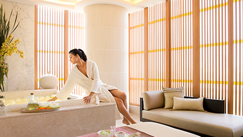 The Spa at Four Seasons Hotel Mumbai