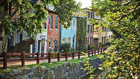 Streets of Georgetown