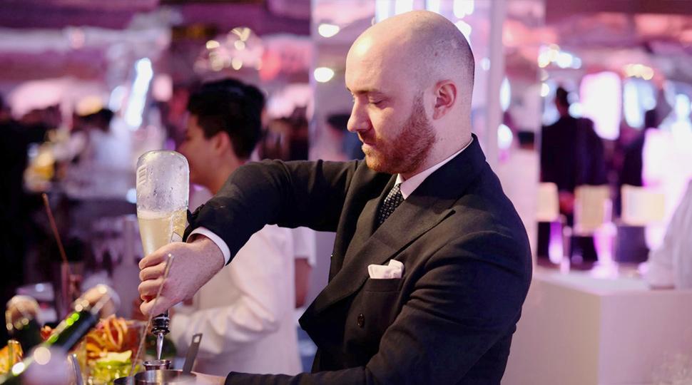 Fs Lorenzo Antinori Bartender Hong Kong